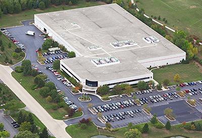 MEAU's 230,000-sq.-ft. headquarters operation in Vernon Hills, IL.