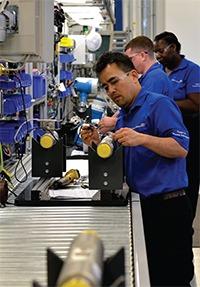 Manufacturing Coriolis flow meters.