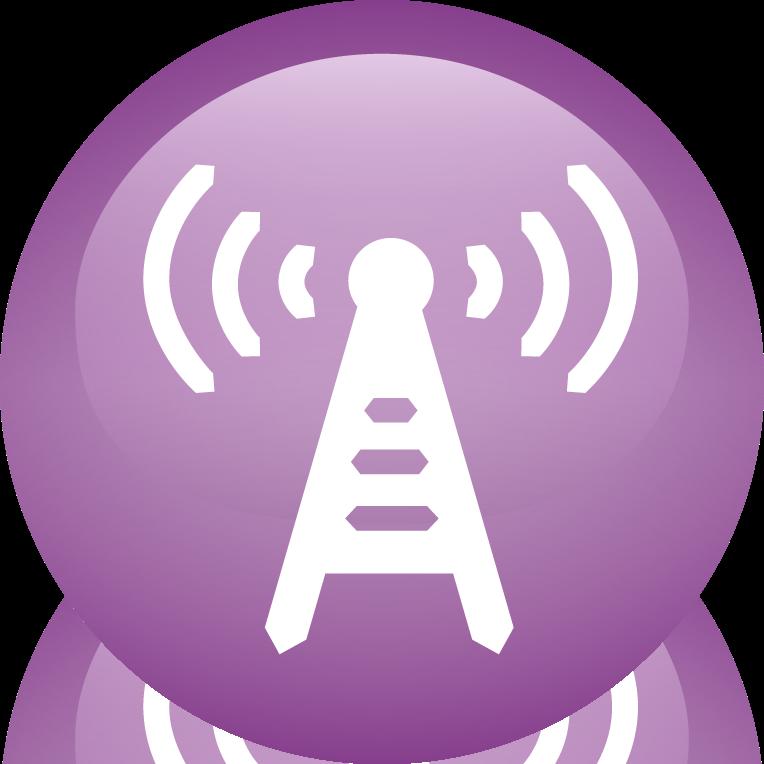 telecom purple