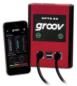 newsp_GROOV-AR1_and_iPhone