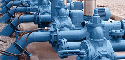 Solve Oil and Gas Pumping Maintenance Problems - Efficient Plant