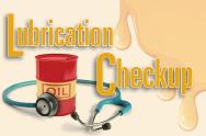 lubrication-checkup